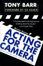 Acting for the Camera: Revised Edition, Tony Barr, Good Book