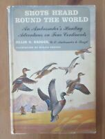 hunting old 1957 BOOK DUCK WATERFOWLING briggs