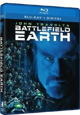 Battlefield Earth 06/20 (used) Blu-ray Only Disc Please Read