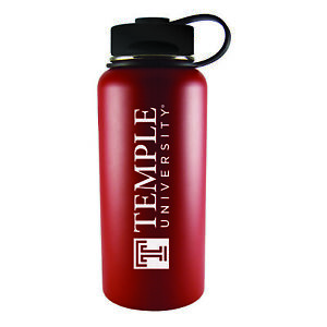 Temple University -32 oz. Travel Tumbler-Red