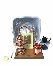 CopperGarden Destillieranlage Alembik 0,5 Liter Destille Sorgenfrei Set +Zubehör