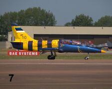 1 X AERO L-39 ALBATROS 7x5 PHOTOGRAPH