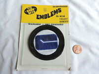 Vancouver Canucks OLD NHL HOCKEY CLOTH PATCH UNOPENED MINT EMBROIDERED NOS