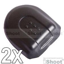 2 x Hot Shoe Protector Cover/Cap BS-2 for Nikon D3X/D3S/D3/D700/D300S/D300&Canon