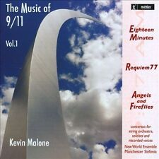 Eighteen Minutes The Music of 9/11 (Volume 1), New Music