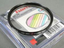 hama UV-Filter 390(0-HAZE) M55mm IV, s. g. Zustd.+Dose!