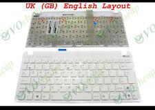 UK Keyboard Asus SeaShell 1015 1011PX 1015P 1015PE 1015PN 1015PED 1015PEM White