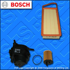 SERVICE KIT for PEUGEOT BIPPER 1.4 HDI OIL AIR FUEL FILTERS (2007-2014)