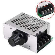 4000w 220v Ac Scr Motor Speed Controller Module Voltage Regulator Dimmer Us