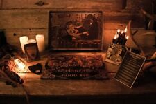 Florian Bertmer HEXENBRETT - Occult Ouija Board - Extremely RARE OOP