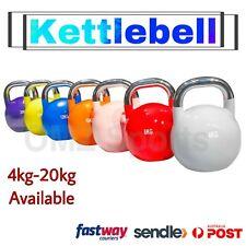 4/6/8/10/12/16/20KG Kettlebell Kettle Bell Set Weight Fitness Exercise Home Gym