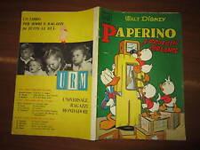 WALT DISNEY ALBO D'ORO N°23 PAPERINO E L'OROLOGIO PARLANTE 7-6-1953