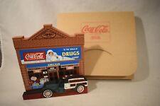 Shelia'S 1998 Coca-Cola Soda Pop Stop Shelf Sitter Nib Cok01 (718)