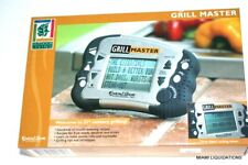 Grill Master Recipes Tips Electronic Handheld Excalibur Electronics 820