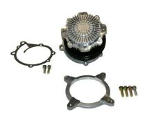 For Nissan 200SX 521 620 Pickup L4 Engine Water Pump & Fan Clutch & Adapter ring