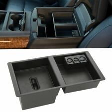 Center Console Organizer Insert Car Armrest Storage for Chevrolet GMC