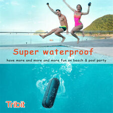 Tribit XSound Go Bluetooth Speakers - 12W Portable Speaker Loud Stereo Sound