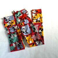 """LuLaRoe Disney L/XL """"Vintage Look Mickey"""" Disney Girls Tween Leggings SO SOFT"""