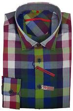 Bequem sitzende Signum Langarm Herren-Freizeithemden & -Shirts aus Baumwolle