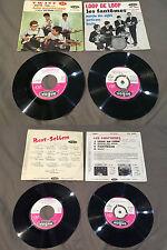 Lot 2 disques 45 tours Les Fantômes Et Leurs Big Sound Guitares 45986 - EPL.8075