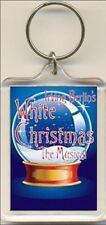 White Christmas. The Musical. Keyring / Bag Tag.