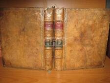 OEUVRES BOILEAU DESPREAUX XVIIIE 1740 RIGAUD BELLES RELIURES  2/2 COHEN