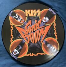 KISS Sonic Boom LP PICTURE DISC vinyl  33