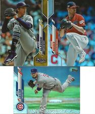 RAINBOW FOIL Parallel 2020 Topps Series 1 YOU PICK YOUR CARD