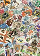 A FULL POUND OF WORLDWIDE STAMPS OFF PAPER