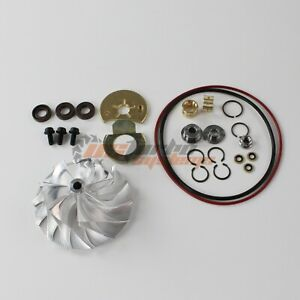 2007-2016 Dodge Ram 6.7L HE351VE Turbo Rebuild Kit Repair Kit Billet Wheel