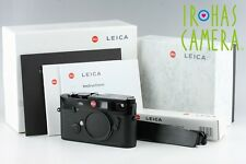 Leica M6 TTL 0.85 ICS Model 192/200 35mm Rangefinder  in blackpaint  #9350E