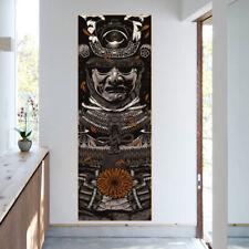 """Japan Samurai Ukiyoe Art Paint Silk Canvas Poster Asian Decor Unframed 12""""x36"""""""