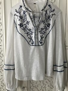 Free People cowgirl Top