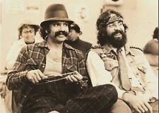 UP IN SMOKE Movie Cheech and Chong Weed Poster Art Fabric Hot Decor X-310