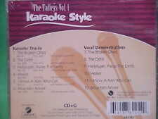 The Talleys #1 ~ Christian ~Daywind ~Karaoke Style ~ I Know a Man Who Can ~ CD+G