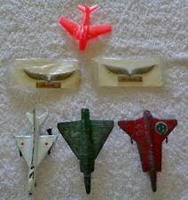 Bachmann Mini-Planes #03 - Mig - 21C + 3 More Mini Planes & 2 Us Air Wings