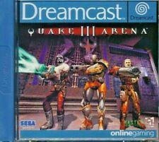 Dreamcast Quake III Arena - DC SEGA 3 - Brand New & Sealed