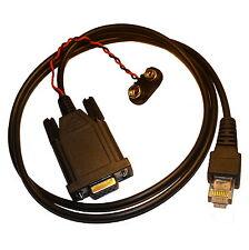 Cable de programación de Motorola MCX1000 reemplazo RS-232