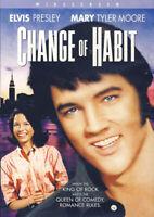 Change of Habit (Elvis Presley) New DVD