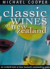 Classic Wines of New Zealand By Michael Cooper. 9781869587598