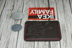 Custom leather EDC Cardholder