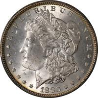 1880-P Morgan Silver Dollar PCGS MS64 Great Eye Appeal Strong Strike