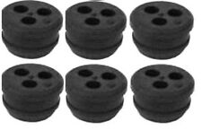 3 HOLE FUEL TANK ECHO GROMMET 6 PACK V137000030 (A1*)