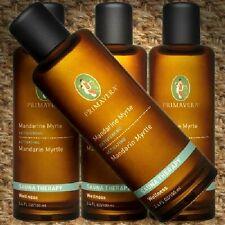 Primavera Sauna Therapy Mandarine Myrthe Aufguss 100ml Naturkosmetik bio vegan