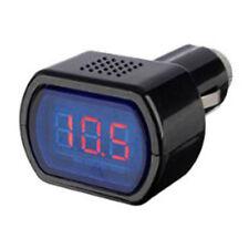 Testeur LCD de voiture / controle la tension testeur de batterie 12 / 24 VOLTS