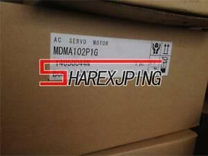 1PCS New Panasonic MDMA102P1G Servo Motor A4 series 1KW