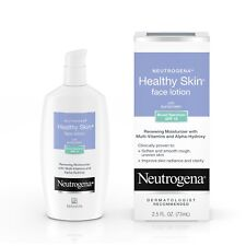 New Neutrogena Healthy Skin Face Lotion SPF 15 2.5 Fl. Oz.