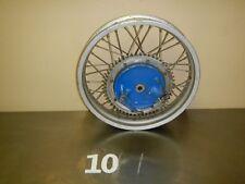 1979 KTM 250 400 Rear Wheel Brake Plate  79 Ahrma