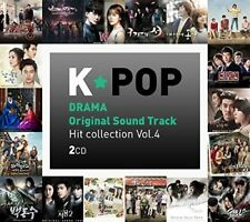 Various Artists - K-Pop Drama OST Hit Collection Vol 4 / Various [New CD] Asia -