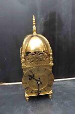 brass lantern clock